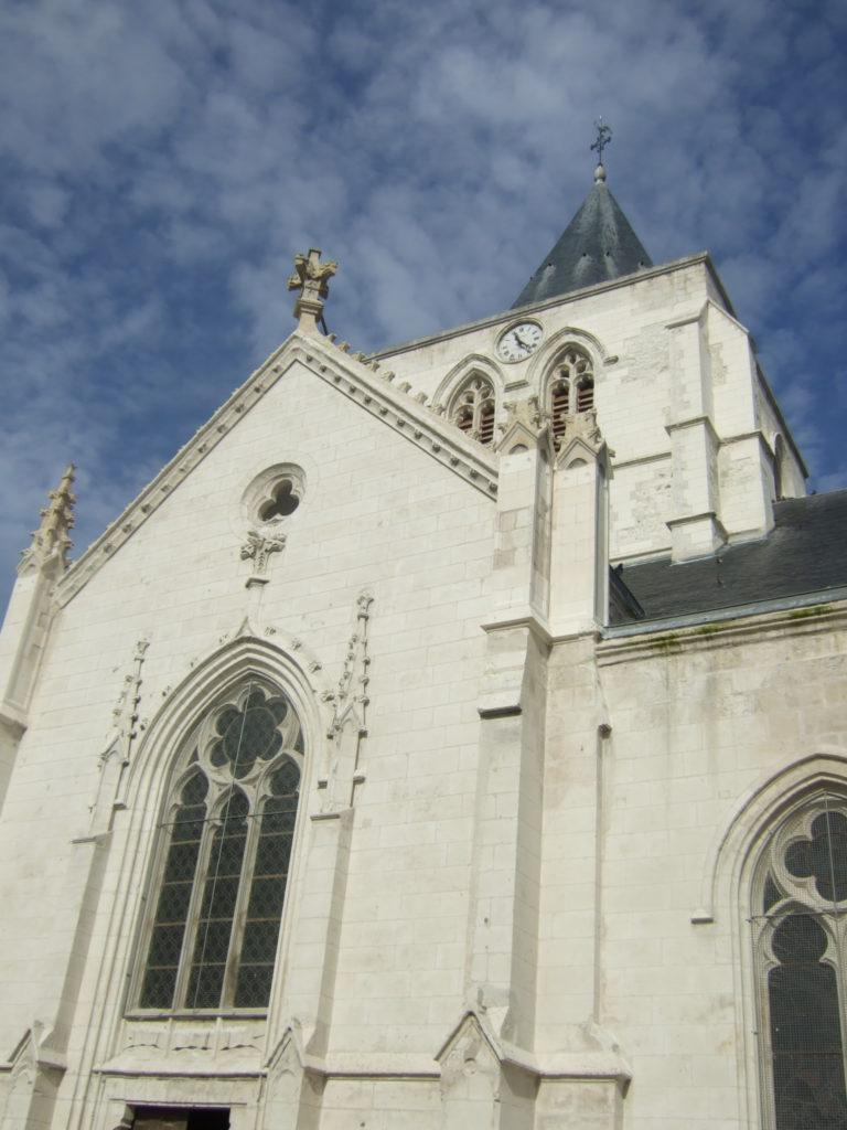 Eglise ND de Grâce Ardres