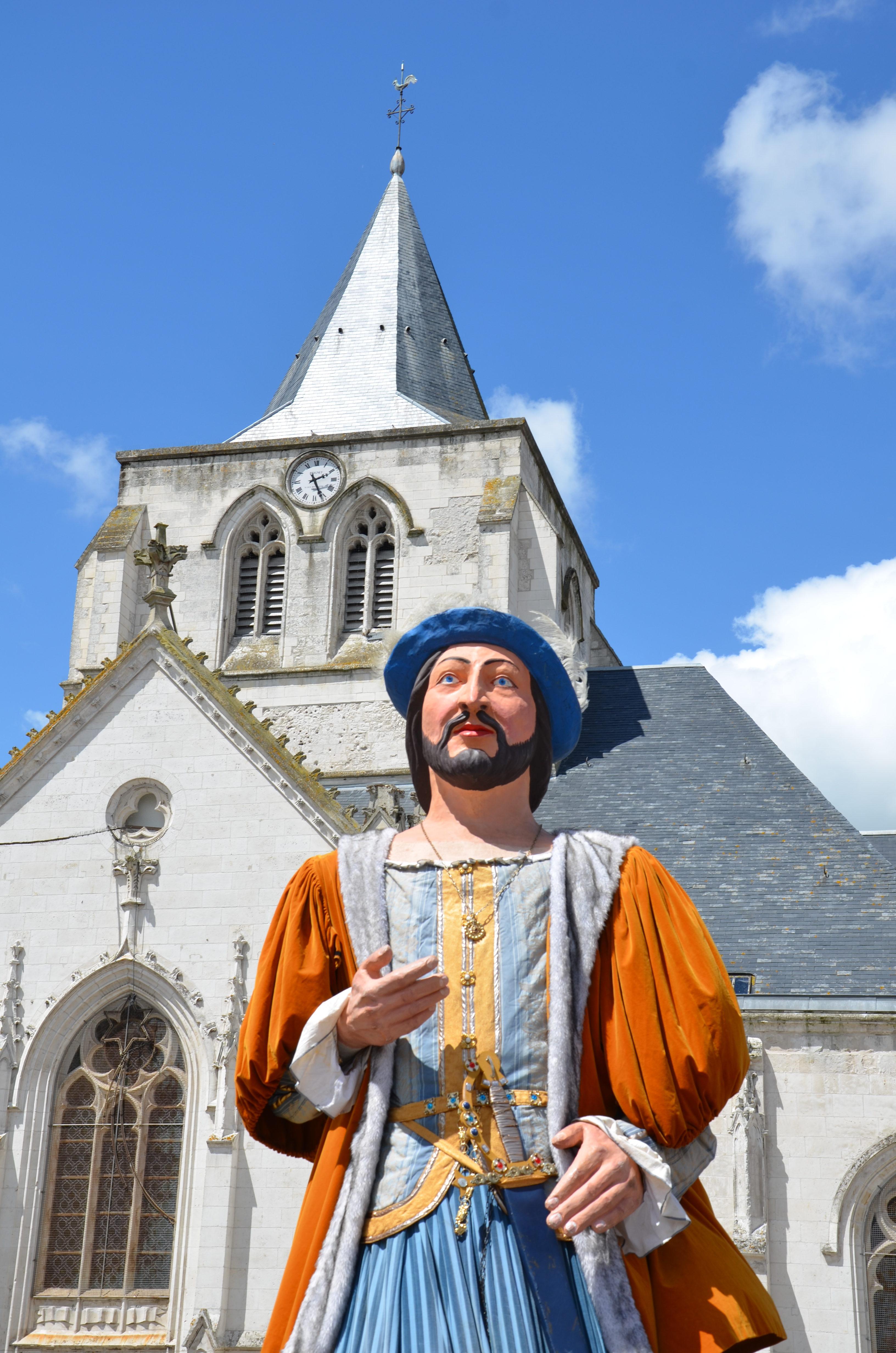 françois 1er roi de france