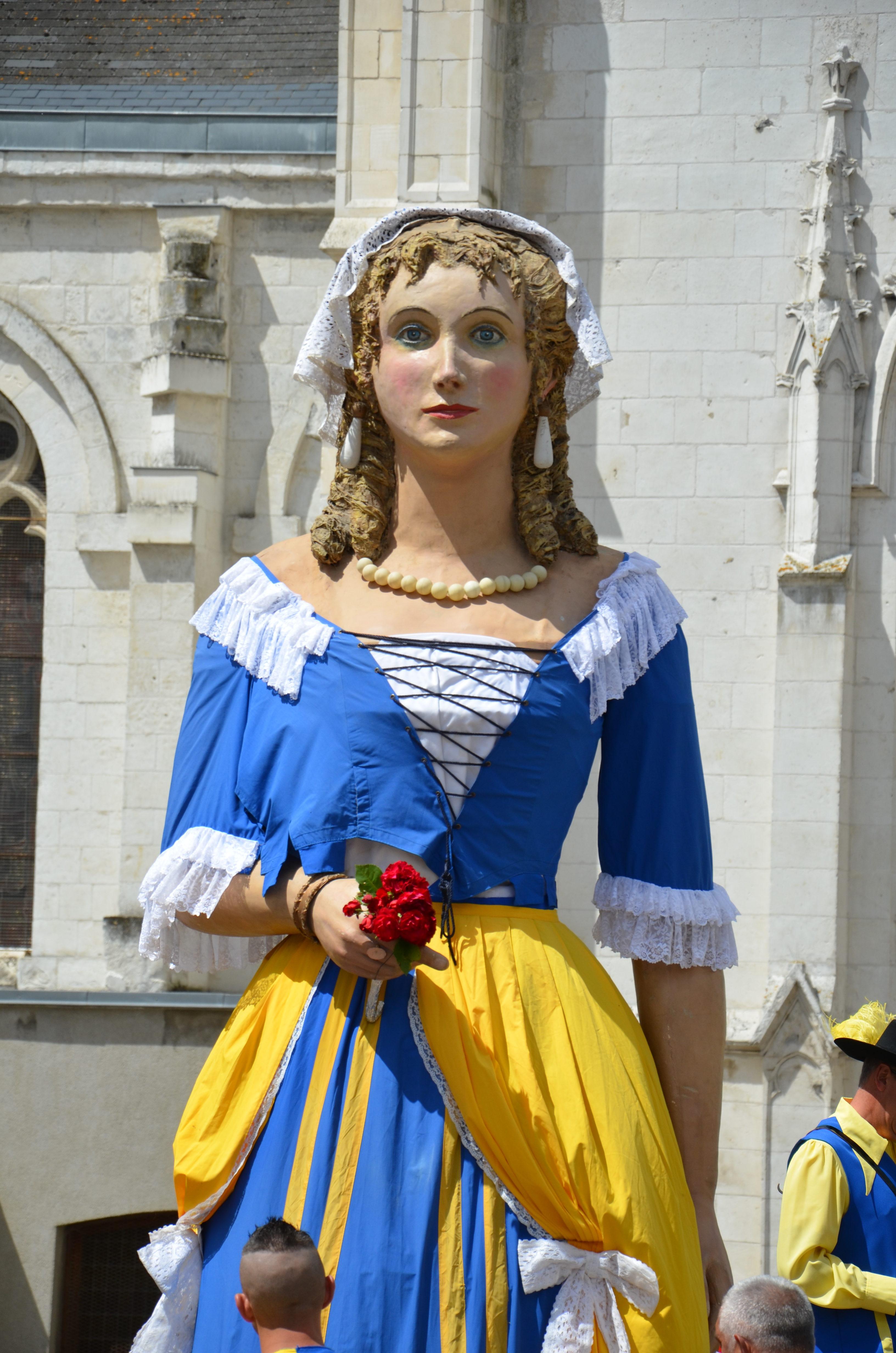 Géante Belle Roze